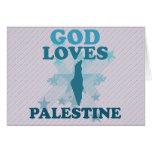 God Loves Palestine Cards