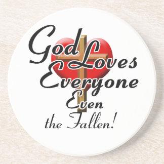 God Loves the Fallen! Coaster
