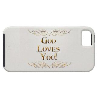 God Loves You! iPhone SE/5/5s Case