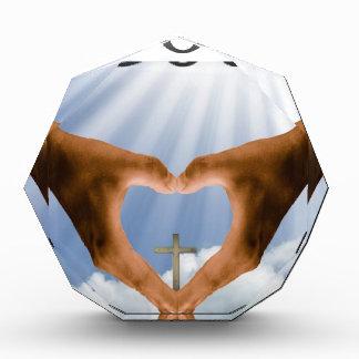 God Loves You Octagon Award Awards
