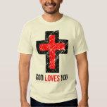 God Loves You Shirt