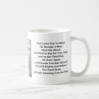God Loves You So Much Mug