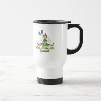 God Made Me Special-Autism Awareness Coffee Mugs
