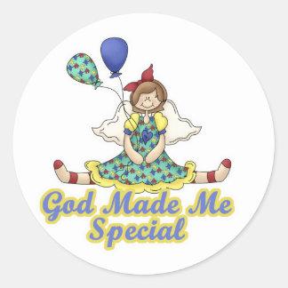 God Made Me Special-Autism Awareness Stickers