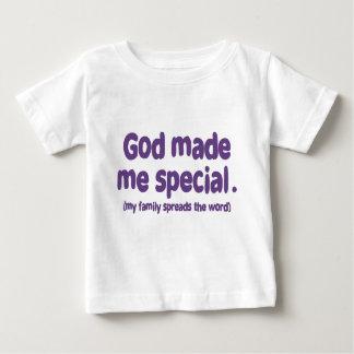 God Made me Special T Shirt