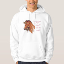 God Made the Horse Hoodie