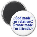 God made us relatives magnets