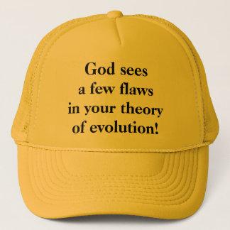 God Mens Trucker Hat  D0013