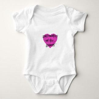 God Mother of the Groom Baby Bodysuit