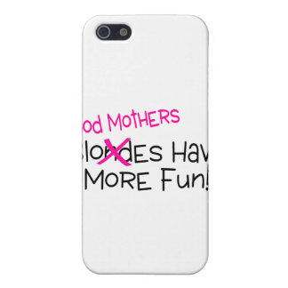 God Mothers Have More Fun Case For iPhone 5