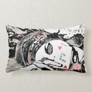 'God of Hearts' Lumbar Pillow