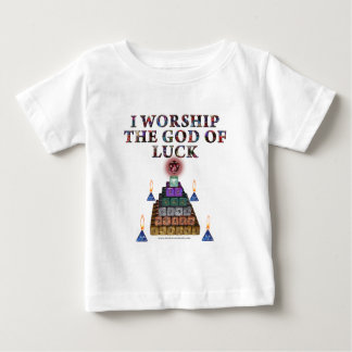 God of Luck Baby T-Shirt