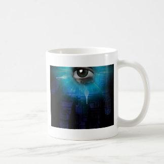 God of Machines Coffee Mug