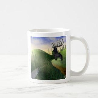 God of the Forest Coffee Mug