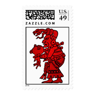 God of the North Star Postage Stamp