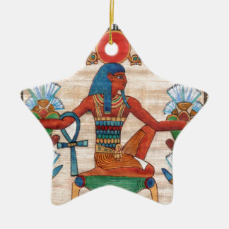 God of Time Christmas Ornament