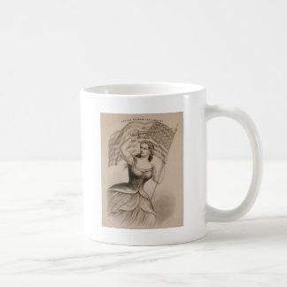 God, Our Country and Liberty!! Coffee Mug