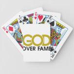 God Over Fame Merchandise Card Decks