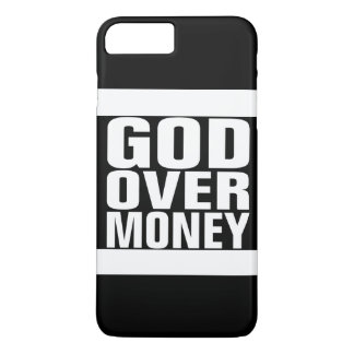 God Over Money iPhone 7 Plus Case