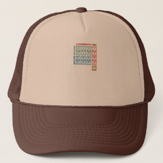 God Particle - Higgs Boson and the Standard Model Trucker Hat