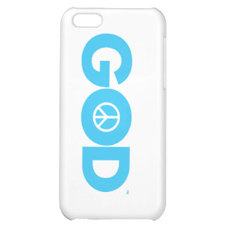 God Peace Case For iPhone 5C