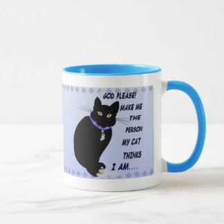 GOD PLEASE! Mug