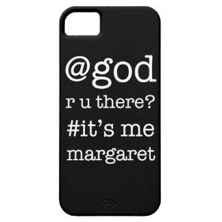 @god r u there? #it's me margaret iPhone SE/5/5s case