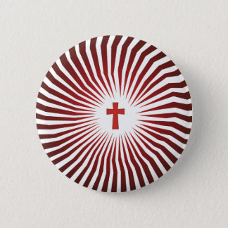 God Rocks - Christian Rock Gear Button