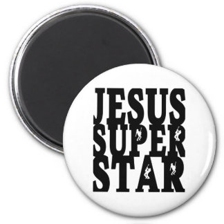 God Rocks - Christian Rock Gear Magnet