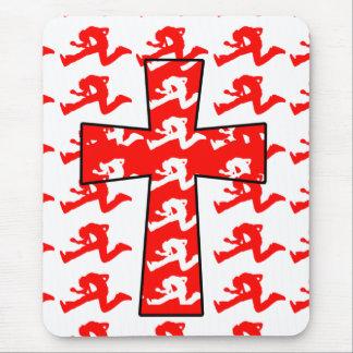 God Rocks - Christian Rock Gear! Mouse Pad