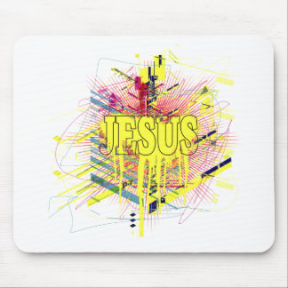 God Rocks - Christian Rock Gear Mouse Pad