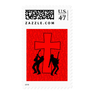 God Rocks - Christian Rock Gear Postage