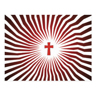 God Rocks - Christian Rock Gear Postcard