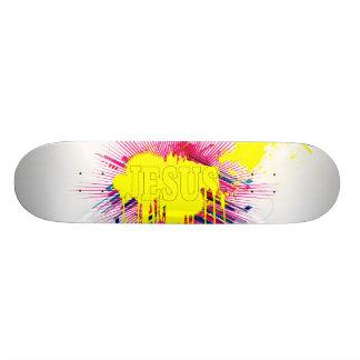 God Rocks - Christian Rock Gear Skateboard Deck