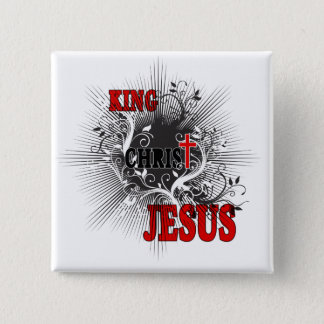 God Rocks - Chritian Rock Gear Button