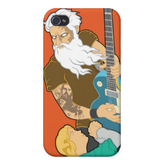God Rocks iPhone 4 Cover