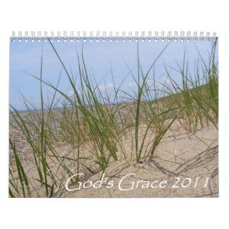 God s Grace 2011 Calendar