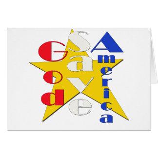 God Save America II Card