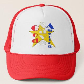 God Save America II Trucker Hat