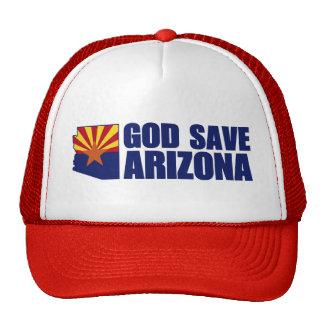 God Save Arizona Hat