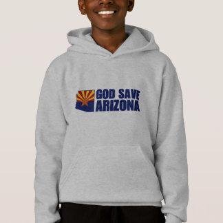 God Save Arizona Hoodie