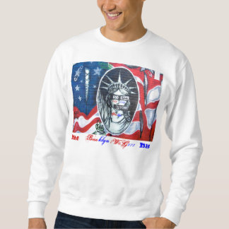 God save Brooklyn, Sweatshirt