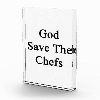 God Save The Chefs Award