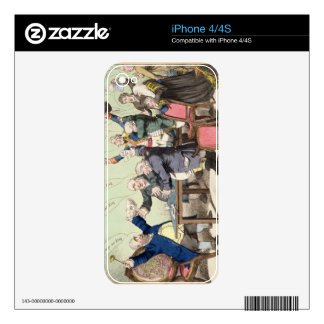 God Save the King, by a new set of performers, bei Decal For iPhone 4S