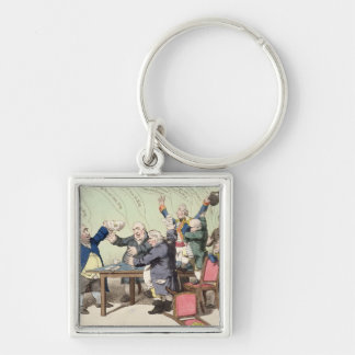 God Save the King, by a new set of performers, bei Keychain