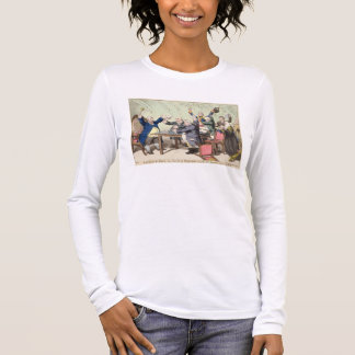 God Save the King, by a new set of performers, bei Long Sleeve T-Shirt