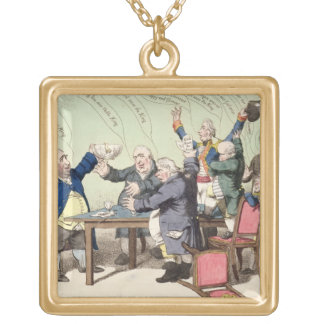 God Save the King, by a new set of performers, bei Custom Necklace