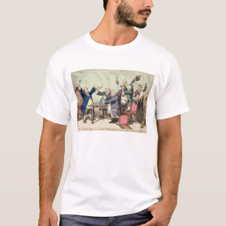 God Save the King, by a new set of performers, bei T-Shirt
