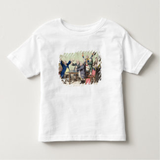 God Save the King, by a new set of performers, bei Toddler T-shirt