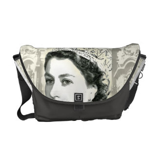 God Save the Queen Commuter Bag